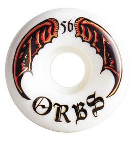 Orbs Wheels Orbs Wheels Specters White (56mm/99a)