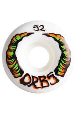Orbs Wheels Orbs Wheels Apparitions White (52mm/99a)
