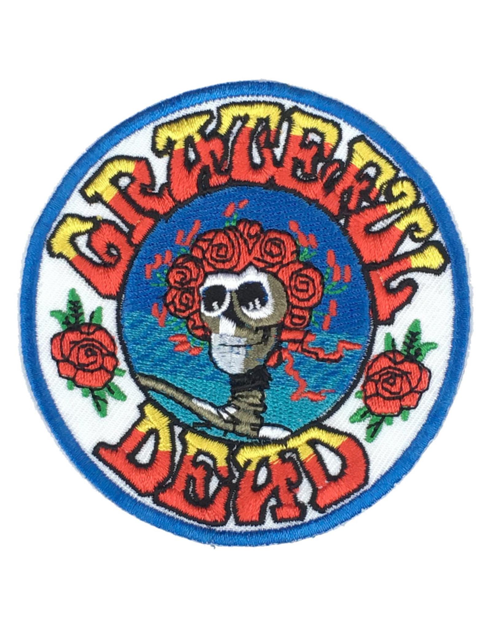 Star 500 Concert Series On Hollywood Patch Grateful Dead Skull Rose