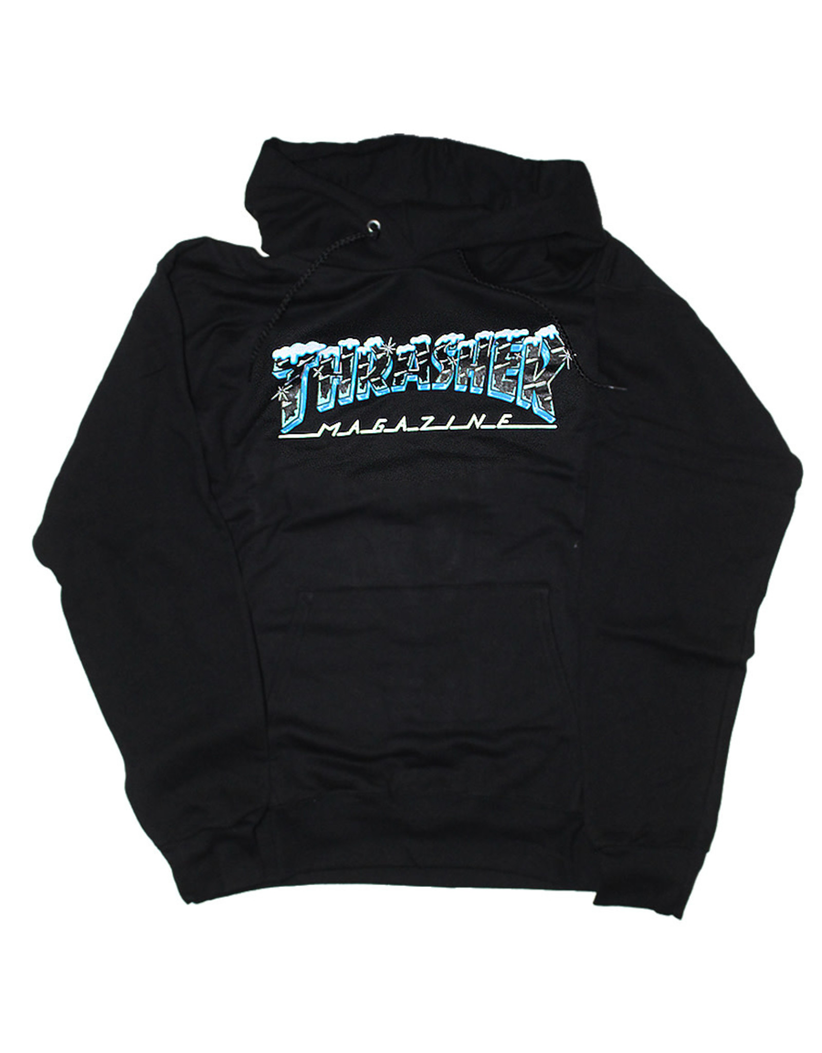Thrasher Thrasher Hood Mens Black Ice (Black)
