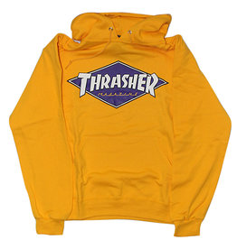 Thrasher Thrasher Hood Mens Diamond Logo (Gold)
