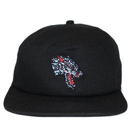 Thrasher Thrasher Hat Leopard Mag Snapback (Black)