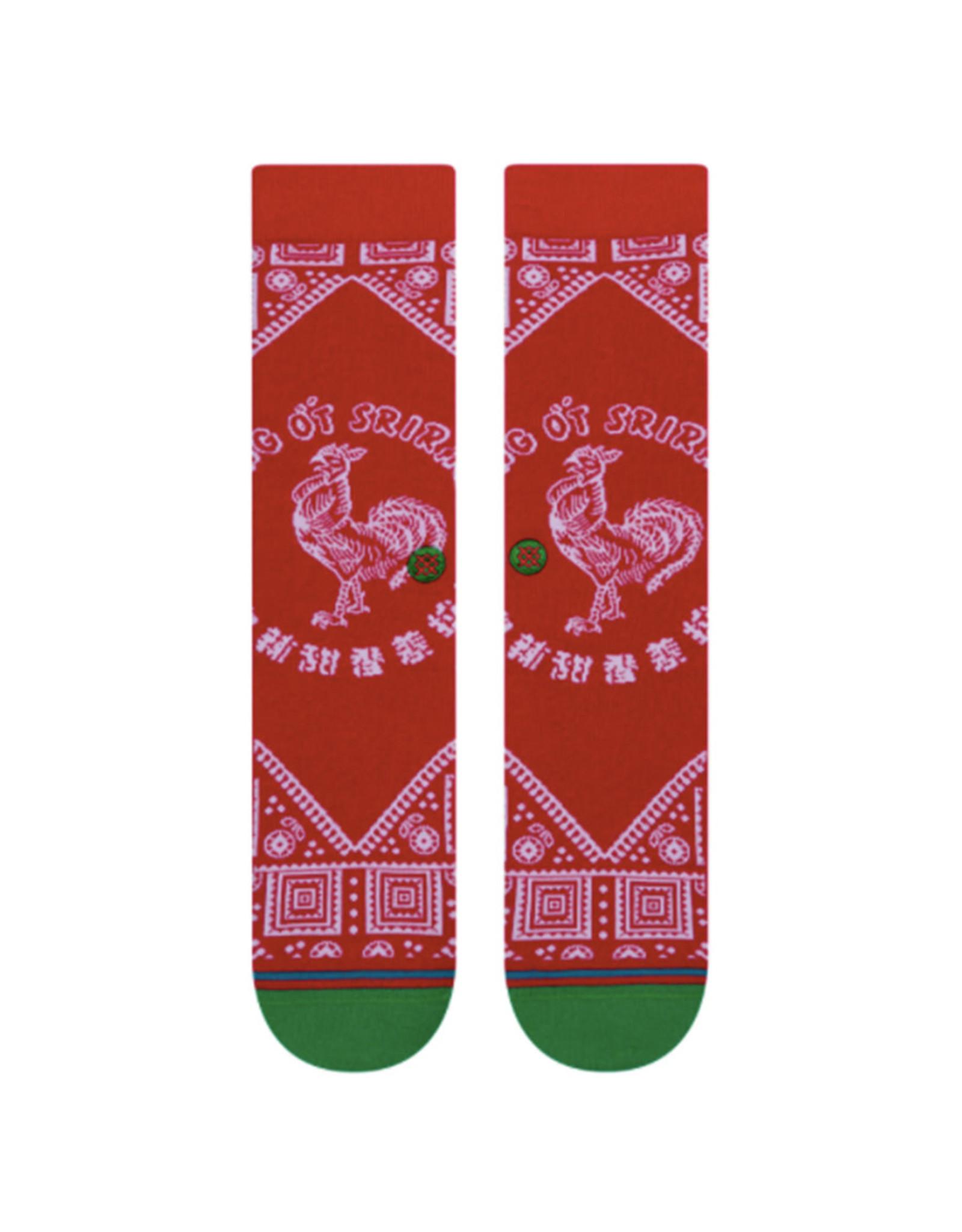 Stance Stance Socks Sriracha Crew