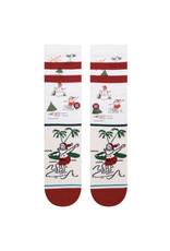Stance Stance Socks Santas Day Off Crew