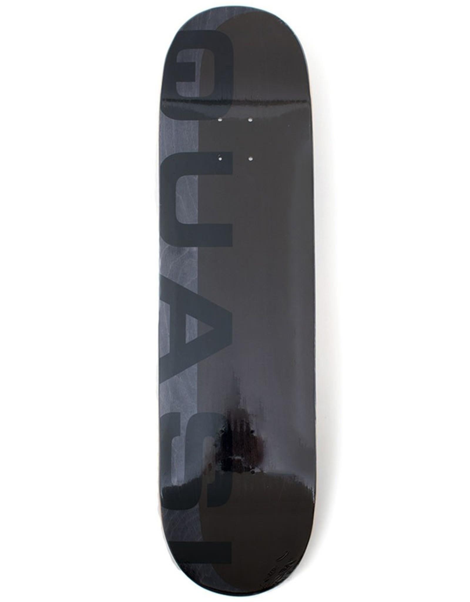 Quasi Skateboards Quasi Deck Team Mono Black (8.25)