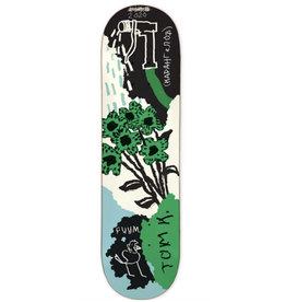 Wknd Skateboards Wknd Deck Tom Karangelov Tom's Garden (8.125)