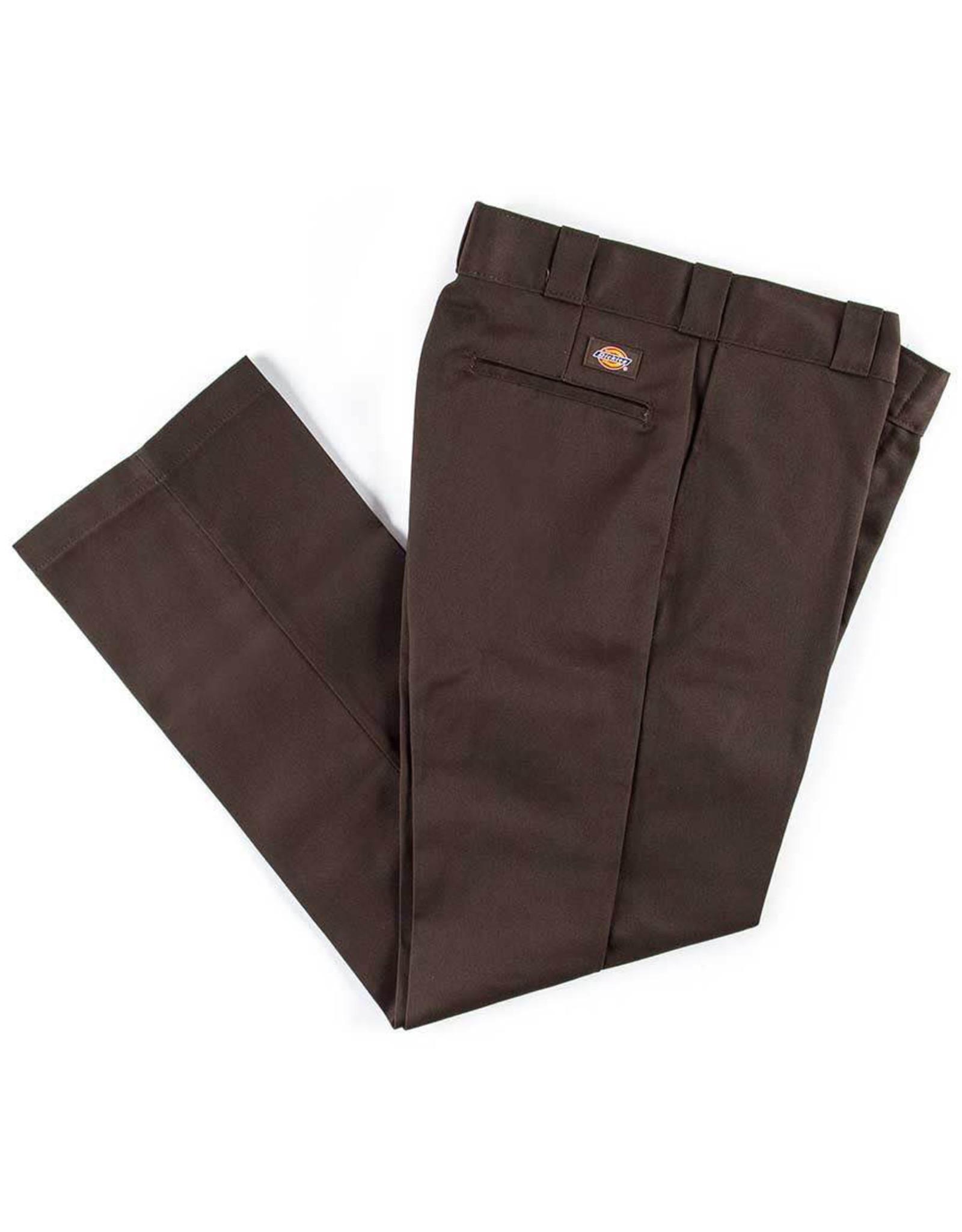 Dickies Dickies Pants 874 Original Chino (Dark Brown)