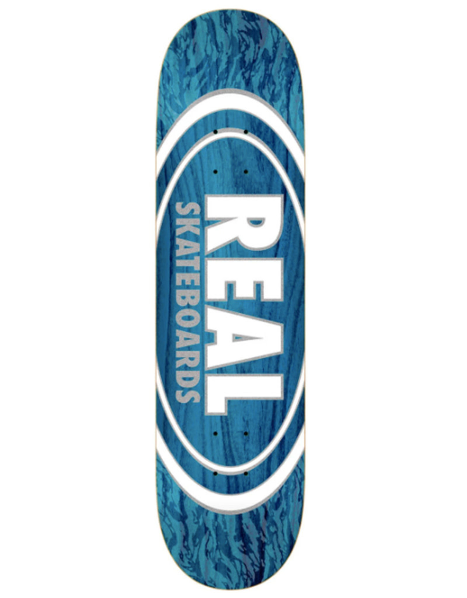 Real Real Deck Team Oval Pearl Patterns (8.06)