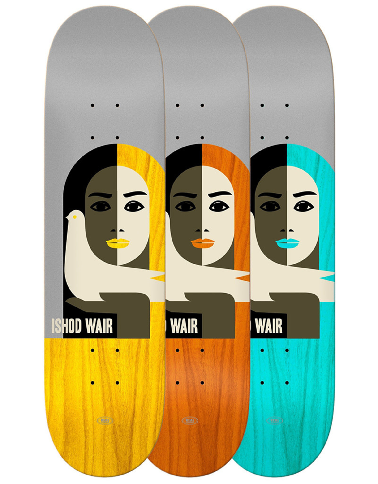 Real Real Deck Ishod Wair Peace Tree Limited (8.06)