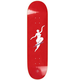Polar Polar Deck Team No Comply Red (7.875)