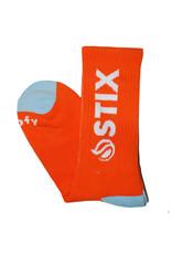 Stix Stix Socks Classic Crew (Orange/Blue/White)