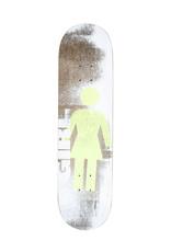 Girl Girl Deck Niels Bennett Roller OG Series (8.12)