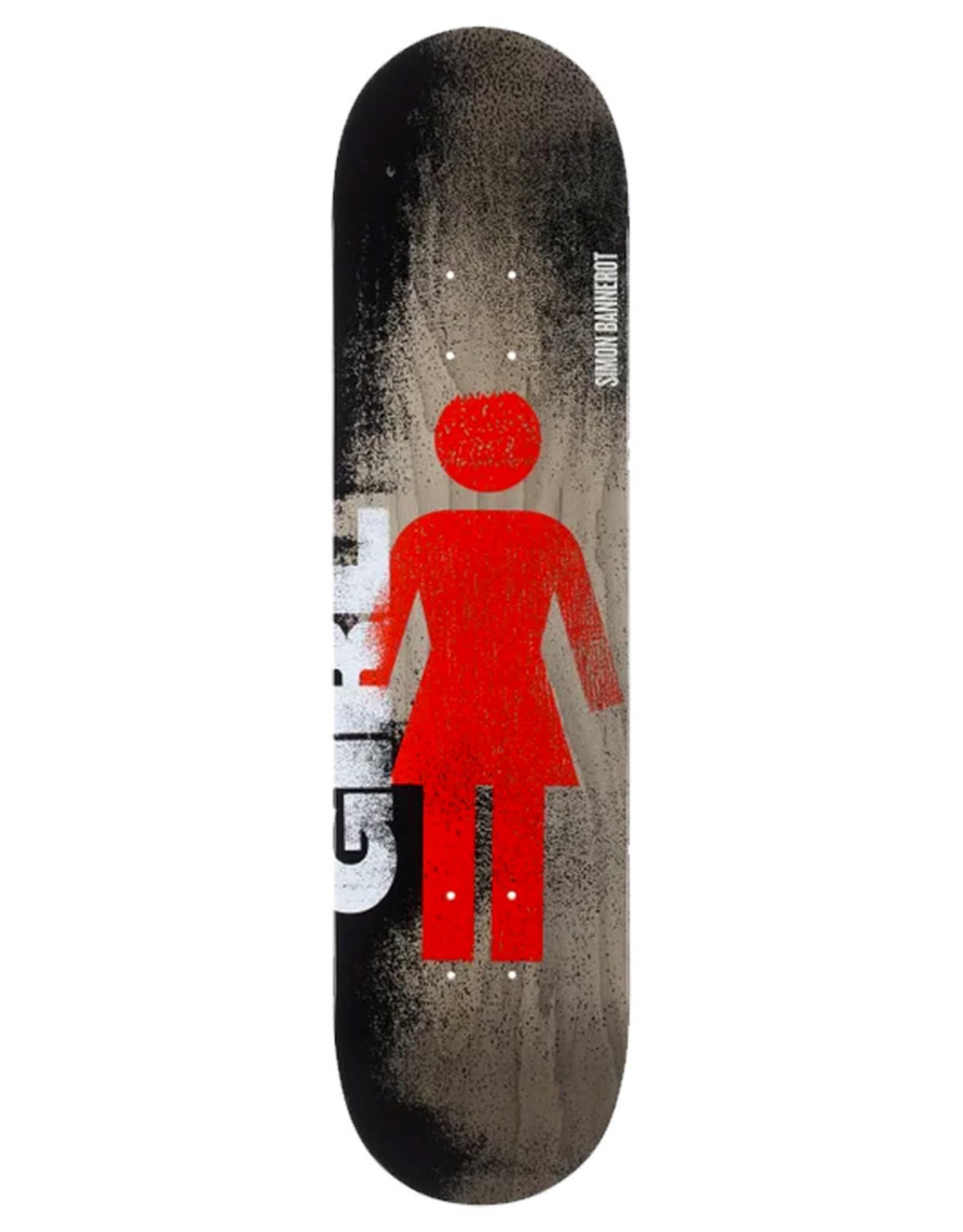 Girl Girl Deck Simon Bannerot Roller OG Series (8.0)