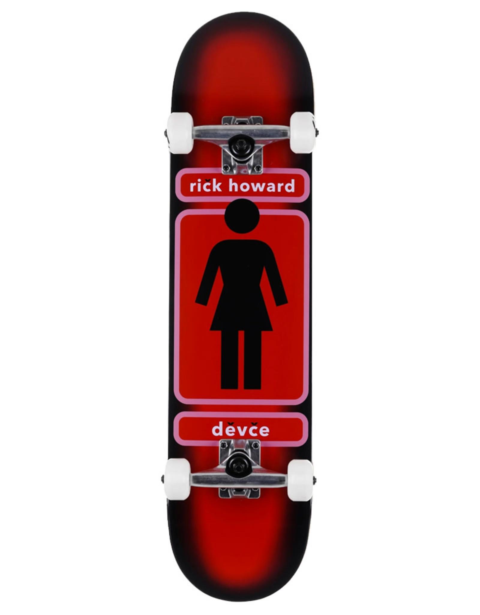 Girl Girl Complete Rick Howard 93 Till (7.625)