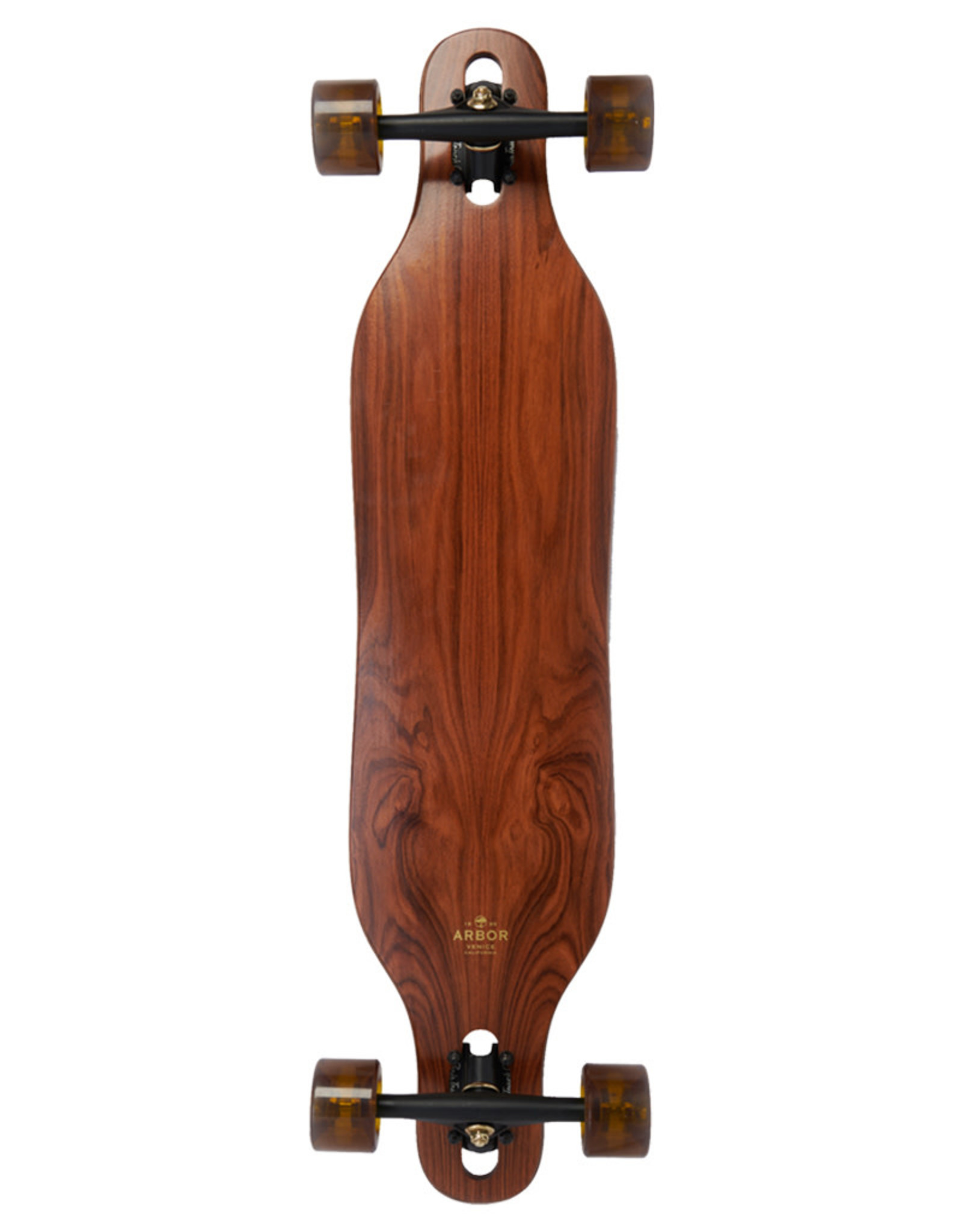 """Arbor Arbor Axis 37"""" Flagship Limited Longboard (Complete)"""