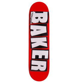 Baker Baker Deck Team Brand Logo Red/White/Black (7.875)