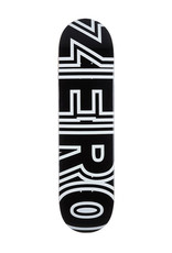 Zero Skateboards Zero Deck Team Bold (8.0)