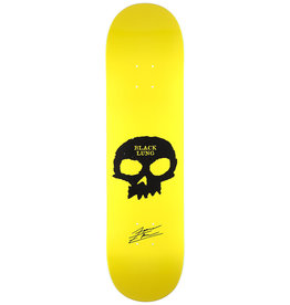 Zero Skateboards Zero Deck Forrest Edwards Black Lung (8.25)
