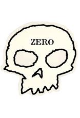 Zero Skateboards Zero Sticker Skull