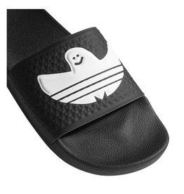 Adidas Adidas Slide Shmoo Foil (Black/White)