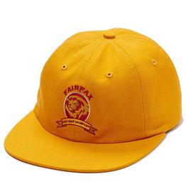ABC Hat Fairfax High Strapback (Yellow)