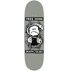 Freedome Free Dome Deck Death And Taxes (8.8)