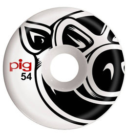 Pig Pig Wheels Head C-Line White (54mm)