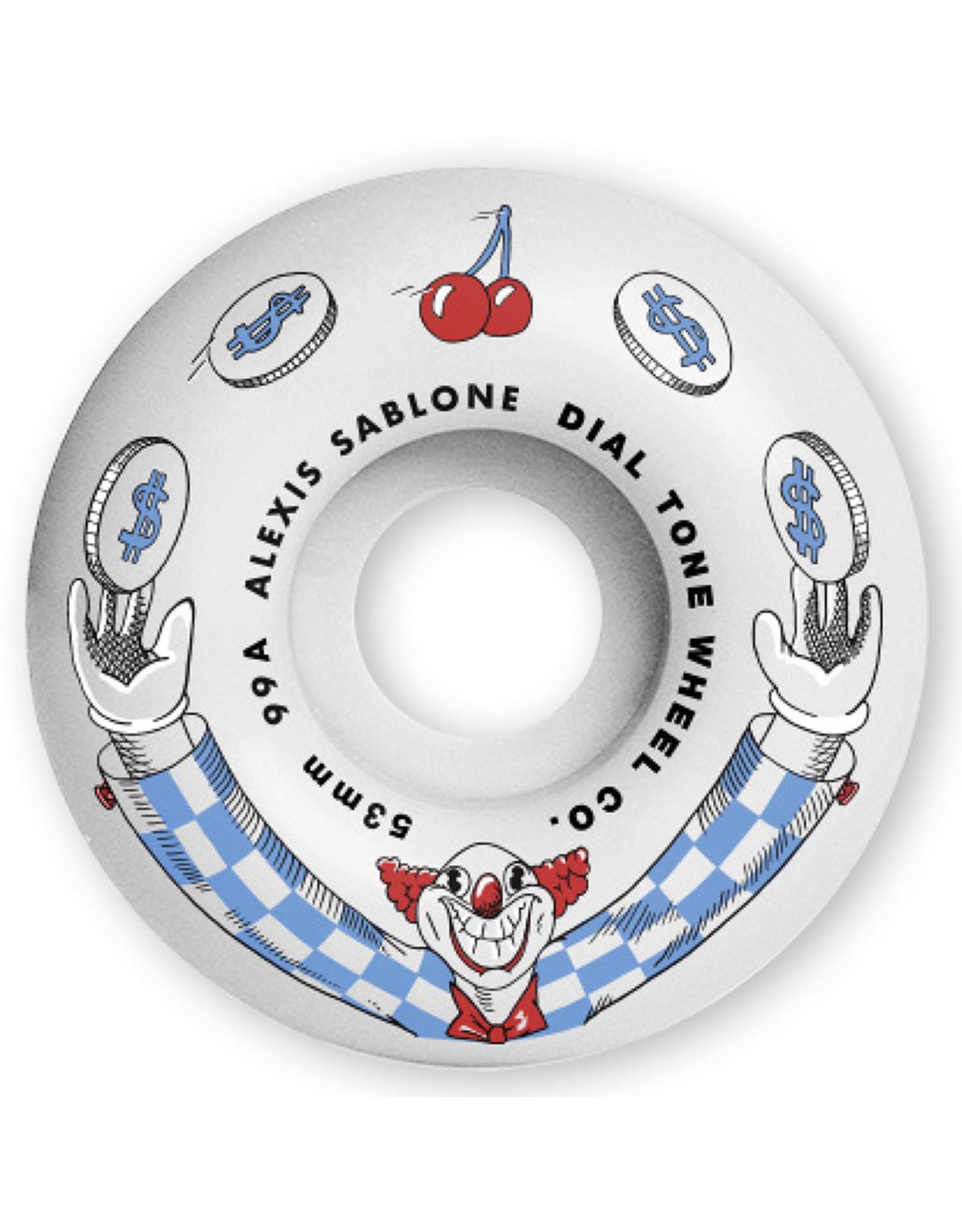 Dial Tone Dial Tone Wheels Sablone Wisecracker Standard (51mm/99a)