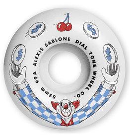 Dial Tone Dial Tone Wheels Sablone Wisecracker Standard (53mm/99a)