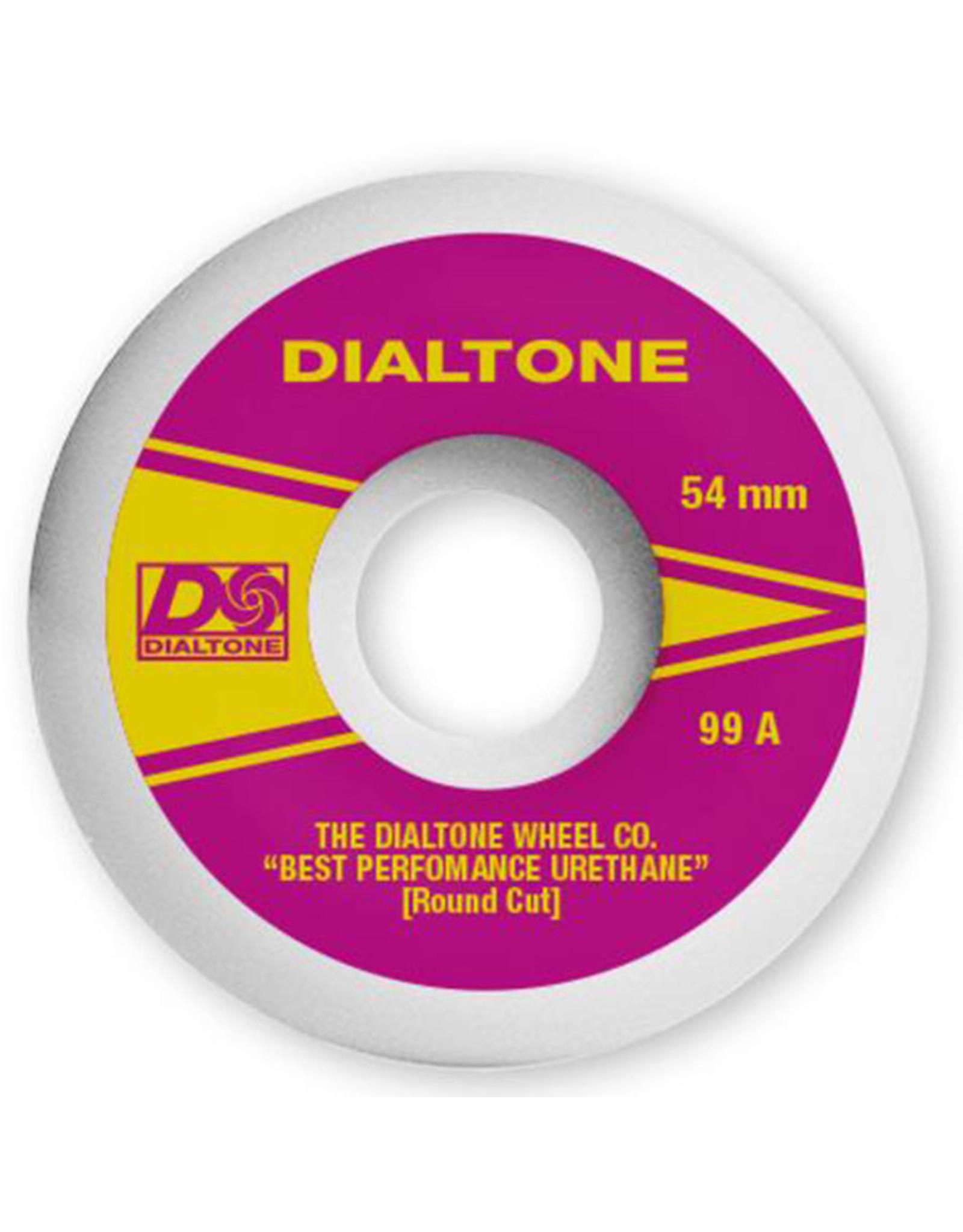Dial Tone Dial Tone Wheels Team Atlantic Round Cut (54mm/99a)