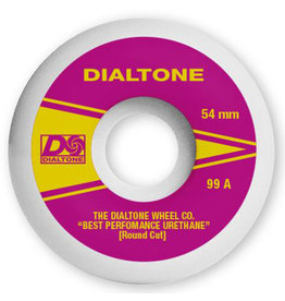 Dial Tone Dial Tone Wheels Team Atlantic Round Cut (54mm/99a)