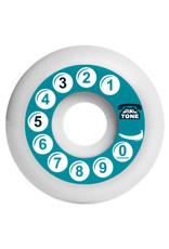 Dial Tone Dial Tone Wheels Team OG Rotary Conical Cut (53mm/101a)