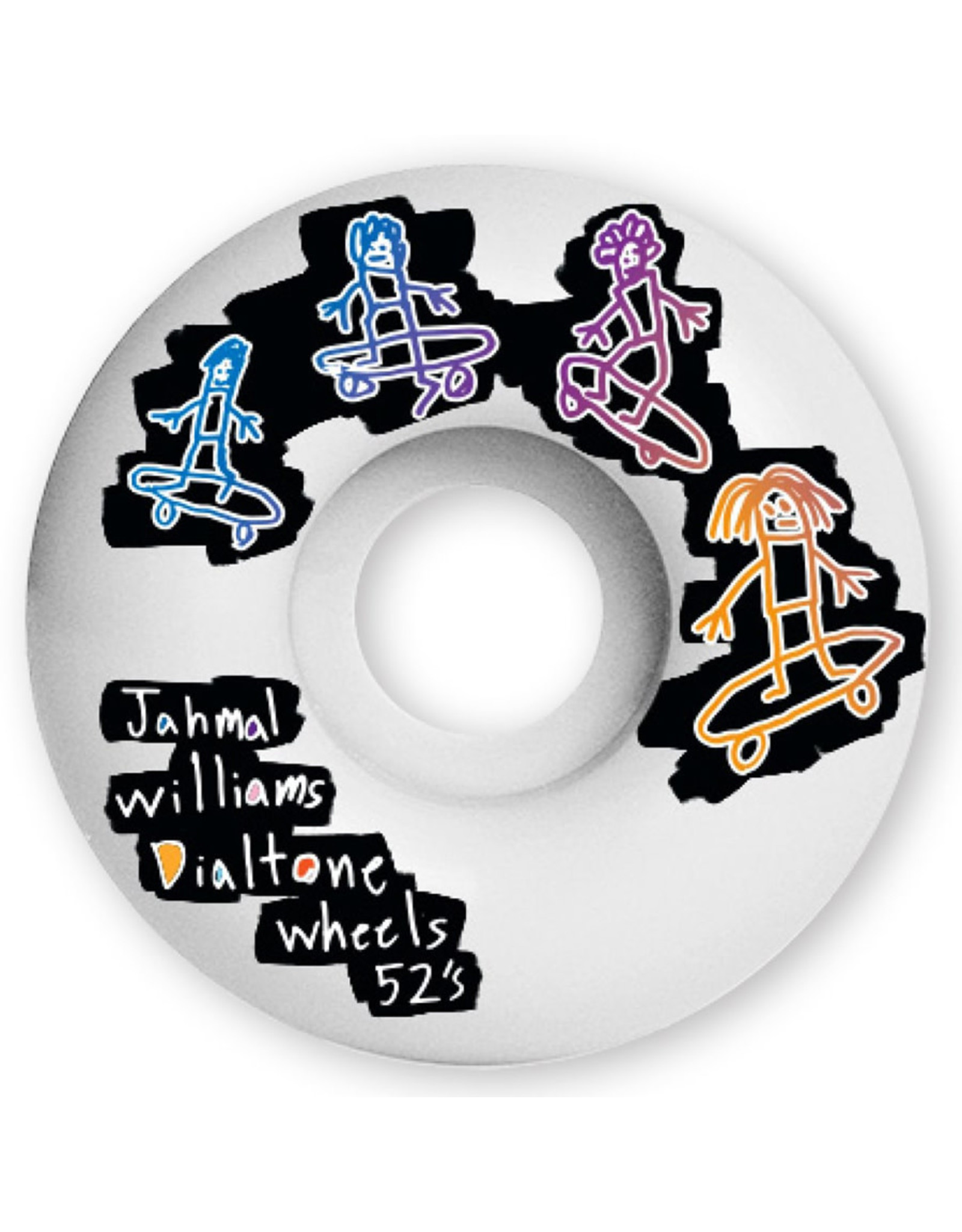 Dial Tone Dial Tone Wheels Williams Doodles Conical (54mm/99a)