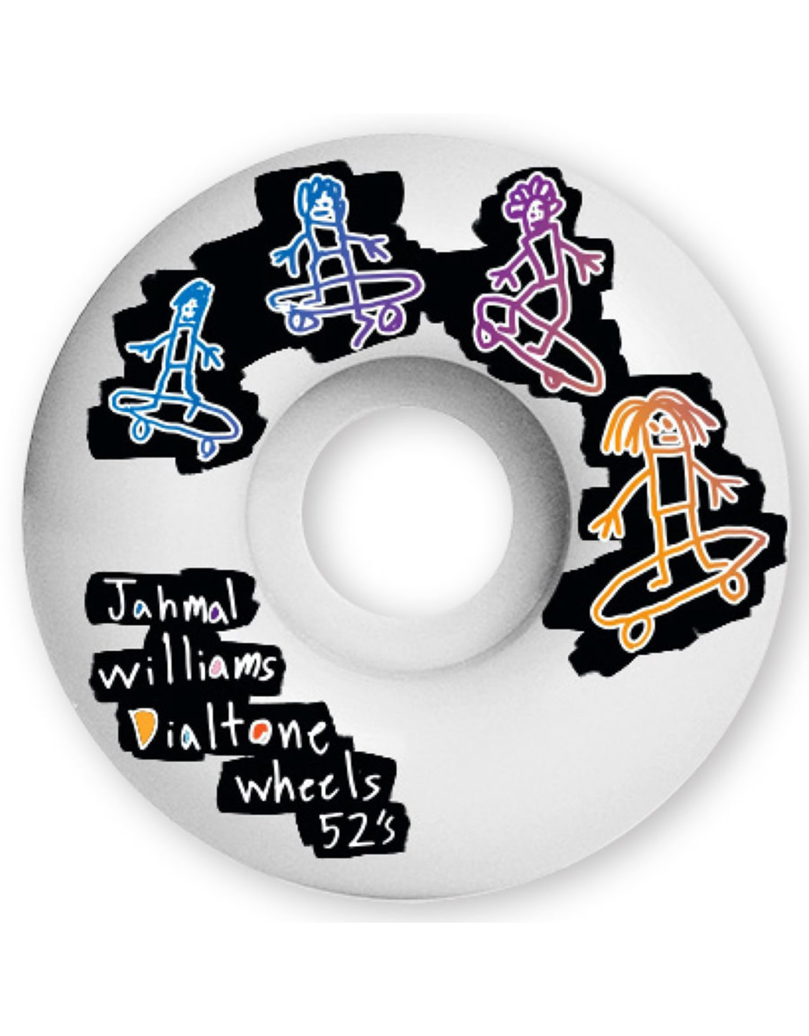 Dial Tone Dial Tone Wheels Williams Doodles Standard (52mm/99a)