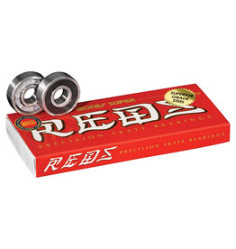 Bones Bones Bearings Super Reds