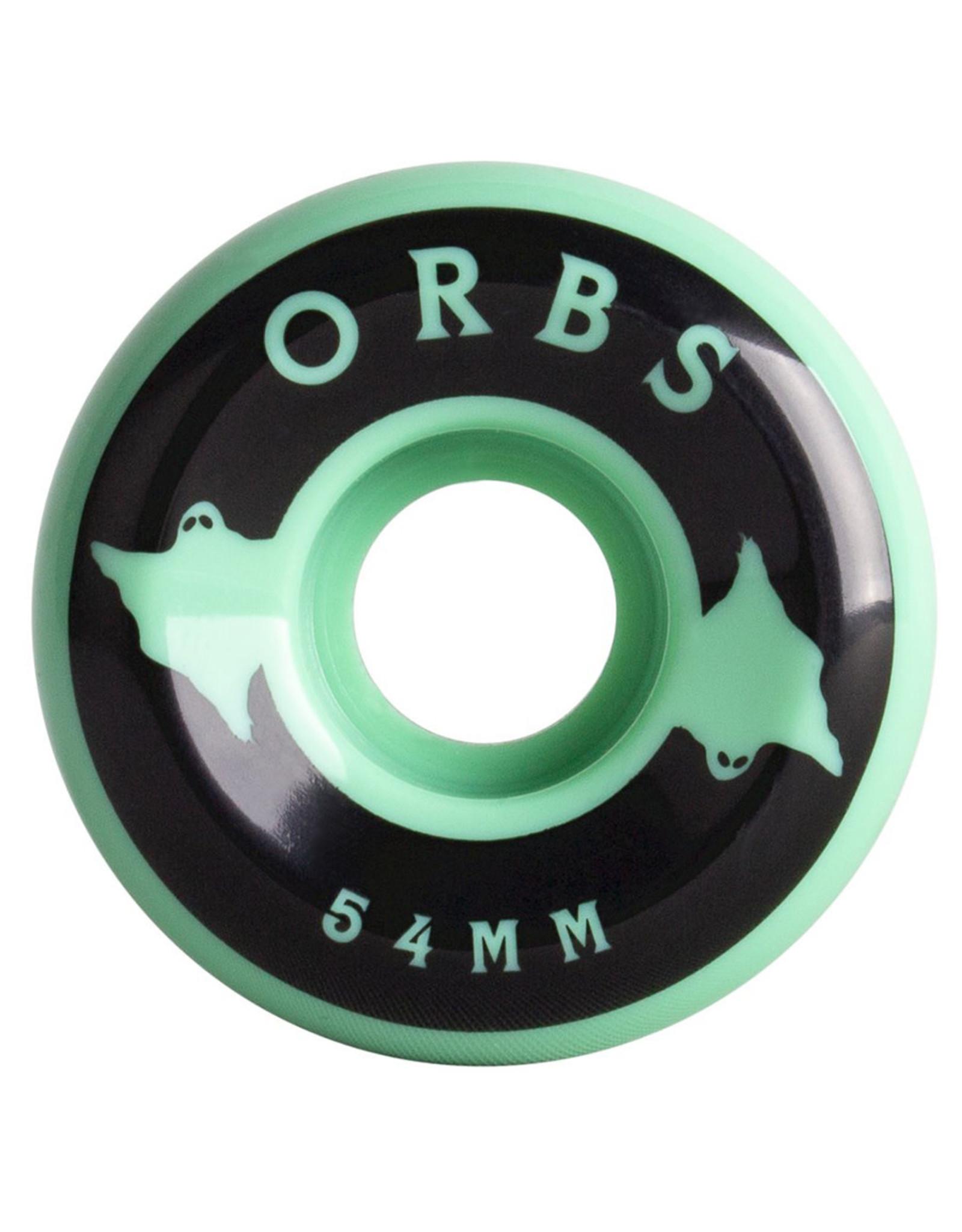 Orbs Wheels Orbs Wheels Specters Solids Mint (54mm/99a)