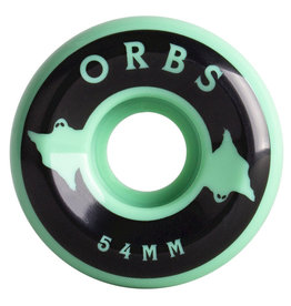 Orbs Wheels Orbs Wheels Specters Solids Mint (54mm/99a)