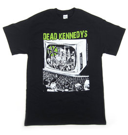Star 500 Concert Series On Hollywood Tee Dead Kennedys 2016 Invasion S/S (Black)