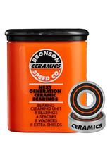 Bronson Speed Co. Bronson Bearings Ceramic