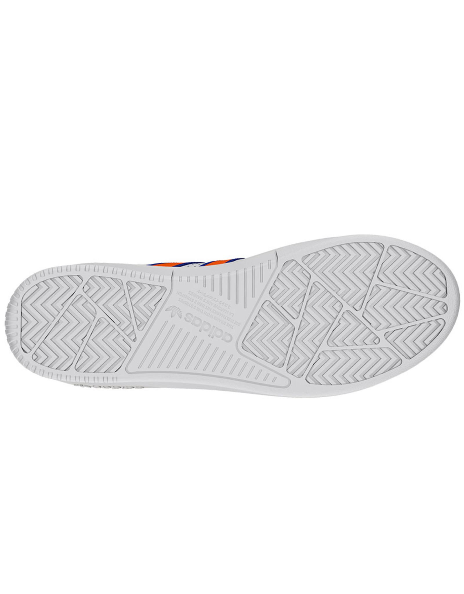 Adidas Adidas Shoe Tyshawn Pro (White/Orange)