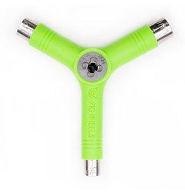 Pig Pig Tool Tri-Socket Threader (Green)