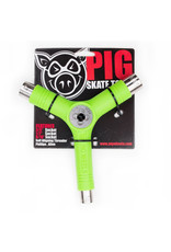 Pig Pig Tool Tri-Socket Threader (Green)