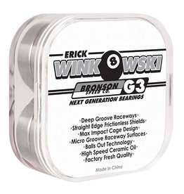 Bronson Speed Co. Bronson Bearings Erick Winkowski G3