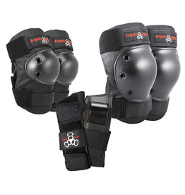 Triple 8 Pads Triple 8 Pads Junior (Black)