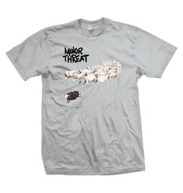Star 500 Concert Series On Hollywood Tee Minor Threat Still Out Of Step S/S (Grey)