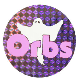 Orbs Wheels Orbs Sticker Pink/White (Prism)