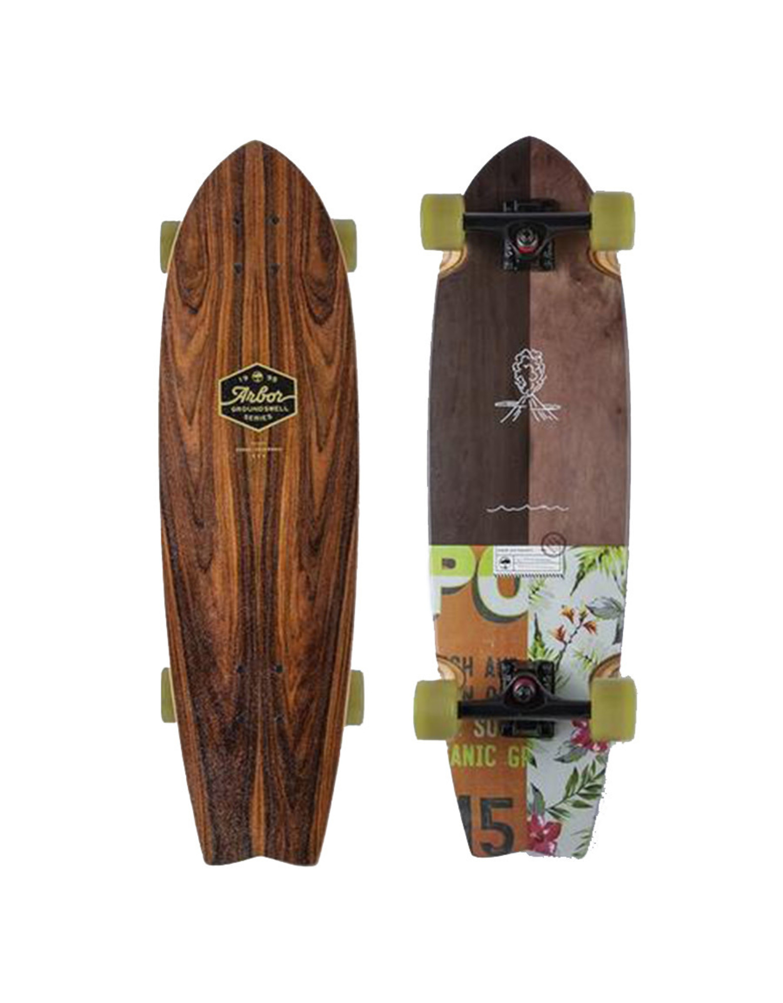 "Arbor Arbor 32"" Groundswell Sizzler Cruiser (Complete)"