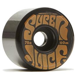 OJ Wheels OJ Wheels Team Super Juice Black (60mm/78a)
