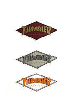 Thrasher Thrasher Sticker Diamond Die-Cut Logo (Small)