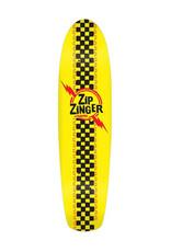 Krooked Krooked Deck Team Zip Zinger Nano Classic Yellow (7.125)